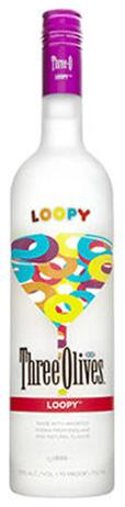 Three Olives Vodka Loopy